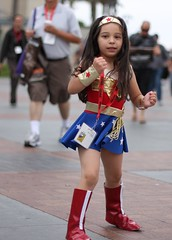 Little Wonder Woman
