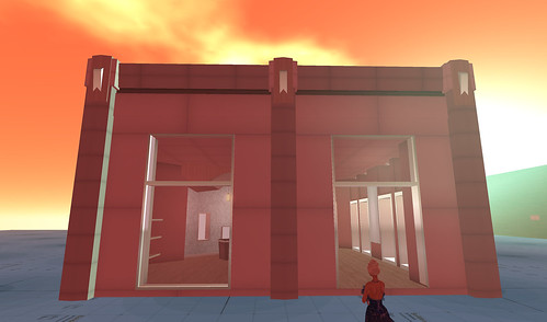 Mark's Store Build
