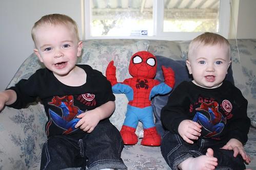 Spider-boys