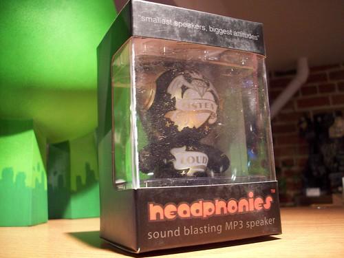 headphonies mad ink