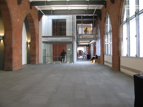 The Newly refurbished Contemporary Gallery