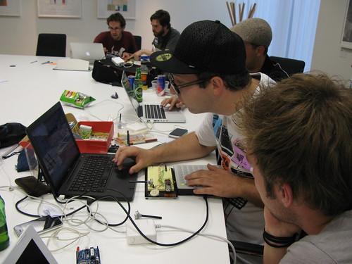 Music Hackday in London