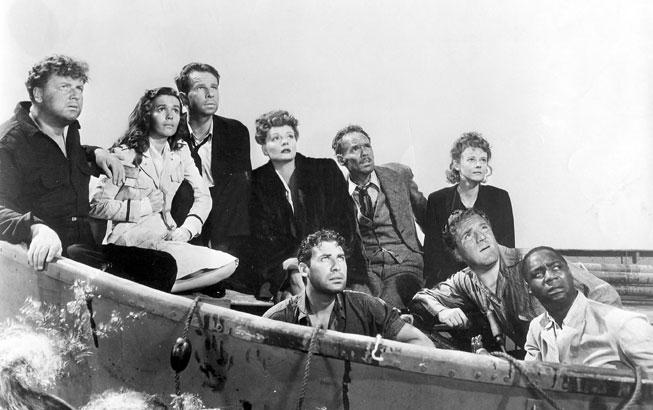 Lifeboat, 1944 - Original