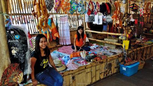 handicrafts centre at Gaya Street