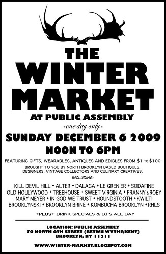 The Winter Market