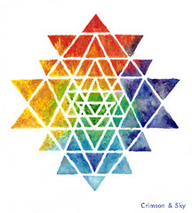 Sacred Geometry / Sri Yantra / Sacred Space