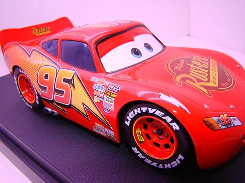 CARS Matty Collector  Lightning McQueen