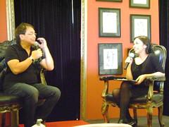 Joey de Leon and Jocas de Leon talking about Ang Kiukok