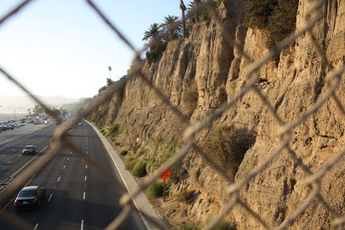 over the pacific coast highway