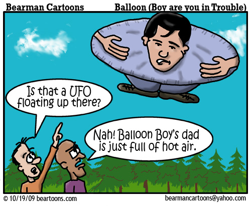 10 19 09 Bearman Cartoon Balloon Boy
