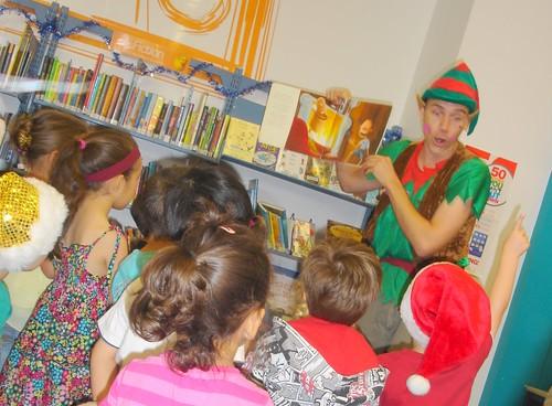 Storytime Elf