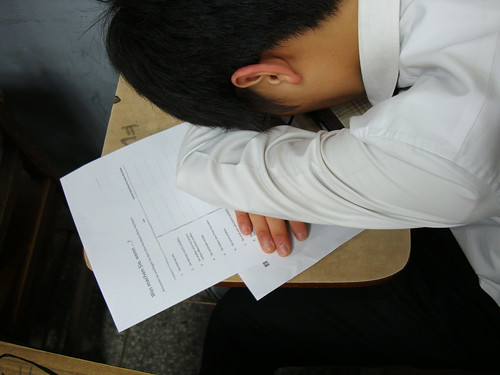 Schule in Busan