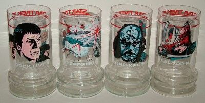 Star Trek III glasses