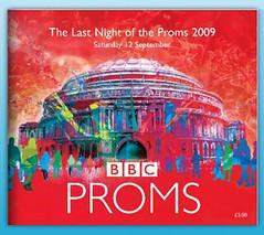 Prom programme