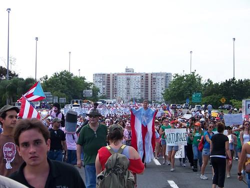 El paro del pueblo: octubre 15 de 2009