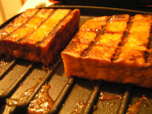 Tofu Grillin