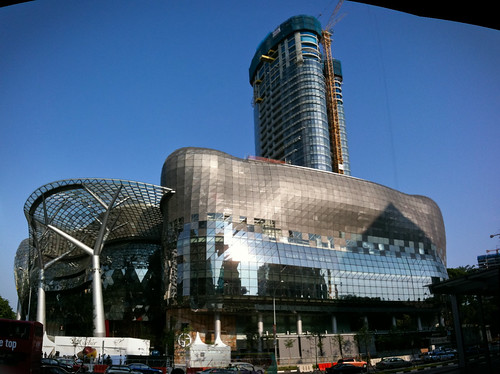 ION Orchard panorama