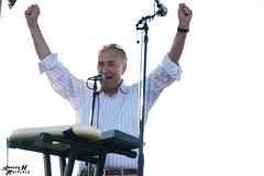 Senator Chuck Schumer at JellyNYC's Pool Party...