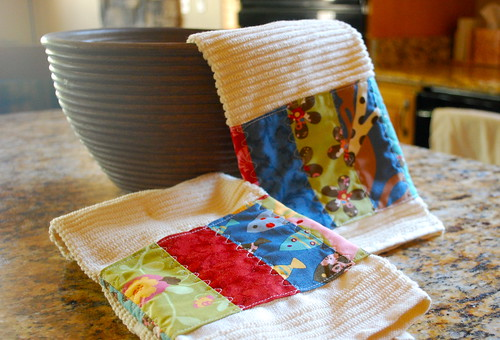 More patchwork cloths