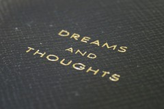 Dreams and thoughts