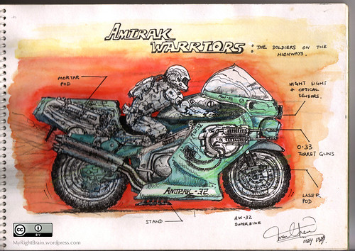1989 (May) Armour - SuperBike