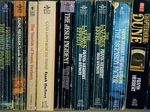 Frank Herbert Books