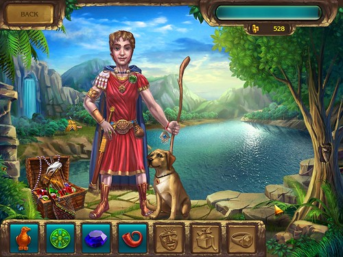 Romance Of Rome Game screenshot