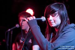 Gabrielle Aplin live at the Camden Barfly
