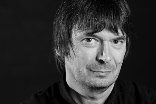 Ian Rankin photograph copyright © Scott Hunter
