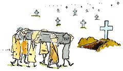 idea-funeral illustration