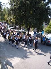 Bayrische Blasmusik in Umbrien