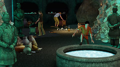 EA's How-to Guide to Creating Tombs with The Sims 3 World Adventures