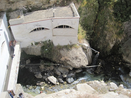Bibi Fatima springs and the river that ate the car keys