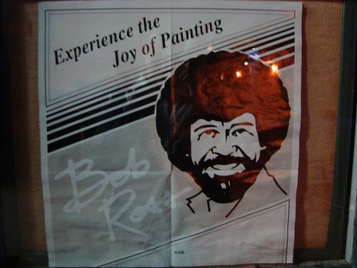 Bob Ross Legend