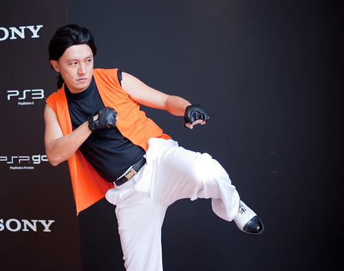 Sony Cosplay Competition