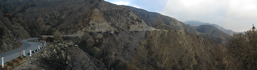 Station Fire Pano 02