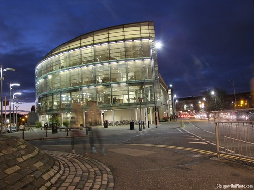 Wolfson Medical School Building | Photos from Glasgow University