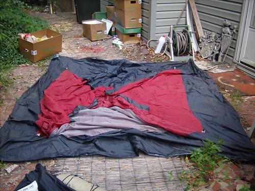 $5 tent