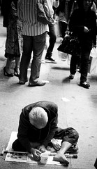 Homeless by Carl Lovén