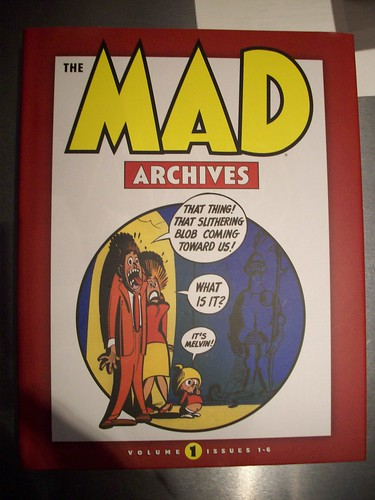 mad archives volume 1