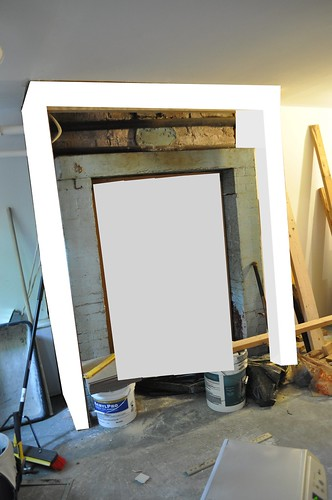 header drywall mockup