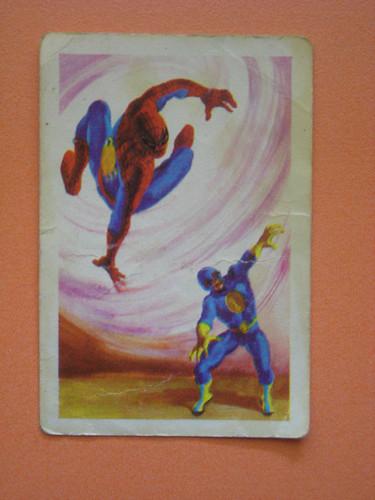 spider-man vs ciclón por ti.