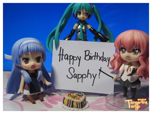 Happy Birthday Sapphy!