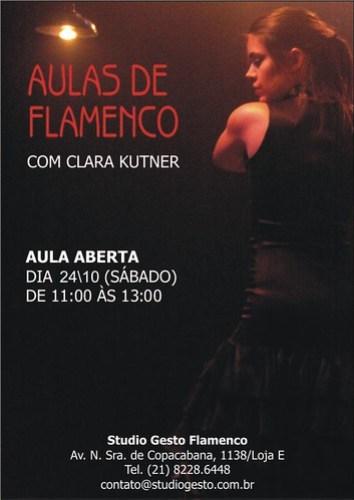 Aula aberta com Clara Kutner