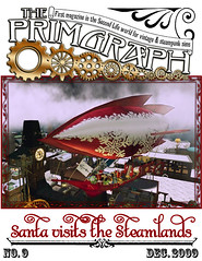 The Primgraph - Issue 9: Cover