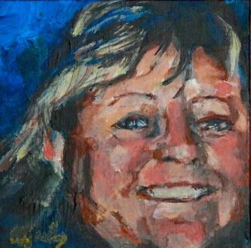 Karin Jurick Portrait Challenge 2009