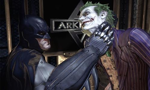 Batman Arkham Asylum game