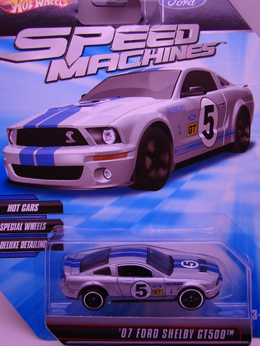 hws speed machines '07 ford shelby gt500