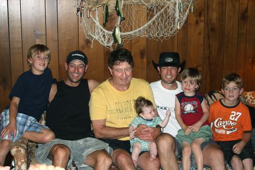 Nana, Papa & Grandkids