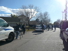 Media outside house in Fort Collins where 'bal...